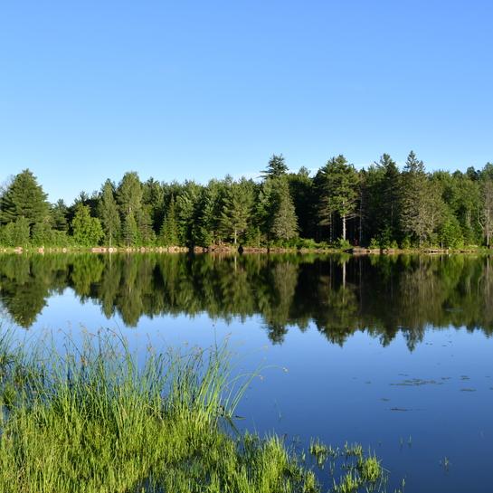 lac paisible Saint-Jérôme, QC
