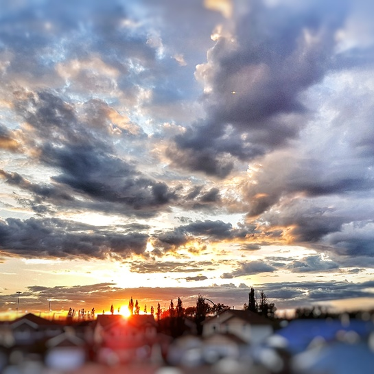 Sunset Timberlea, AB