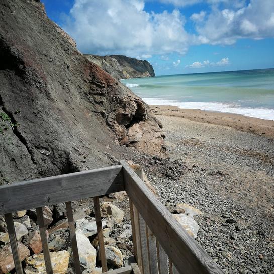 beautiful beach at iles de la madelaine Les Îles-de-la-Madeleine, QC