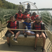 Airboat tours chez Bayou-Outaouais !