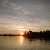 pointe au baril morning