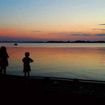 Rondeau Bay Sunsets