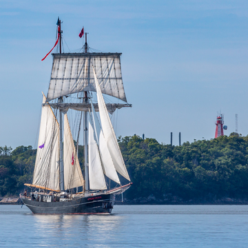Tall Ships Visit Saint John NB
