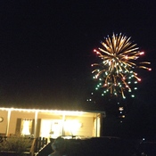 fireworks on shearkston