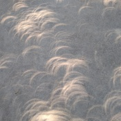 Scalloped Shadowing of Eclipse