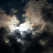 Solar eclipse in London Ontario