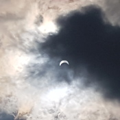 Solar Eclipse Aug. 2017