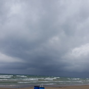 thunderstorms at sauble beach