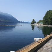 scenes from Jeune Landing, Port Alice, BC