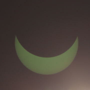 Solar Eclipse 2:28p.m.