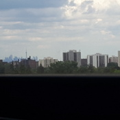 Nice view of CN Tower & Downtown Toronto Buildings