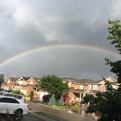 Beautiful rainbow 🌈