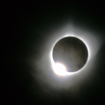 Eclipse - Diamond Ring