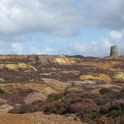 Parys Mountain, Anglesey, N. Wales