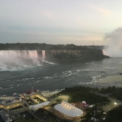 Niagara Falls First Day of Fall
