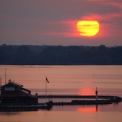 Myers Pier Sunrise Belleville