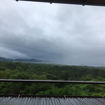 Beautiful rainy morning in Brasilito
