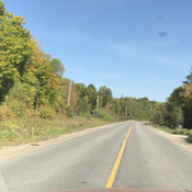 Highway 620 Apsley - Lake Chandos