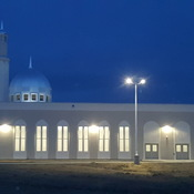 Beautiful View of Ahmadiyya Muslim Mosque in Saskatoon