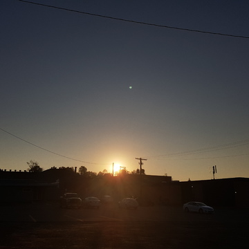 elliot lake sunrise