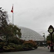 QE Park and the Bloedel Conservatory