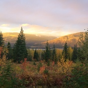 fall day in the Shuswap