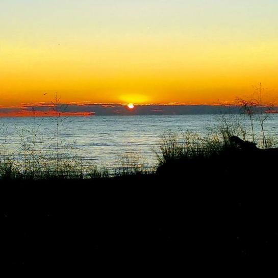Sunset!! Port Bruce, ON