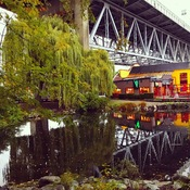Reflections at GRANVILLE ISLAND