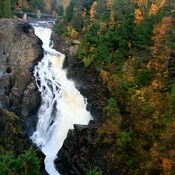 Canyon Sainte-Anne this Fall.