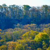 Colours on the Niagara Escarpment