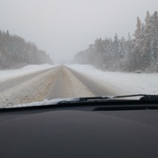 Sandy Lake highway challenge