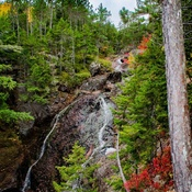 Welsford Falls in October