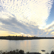 pano shot @Long Lake