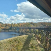 Agawa Canyon Train Ride