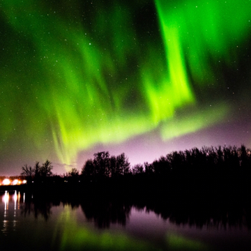 Northern Lights .