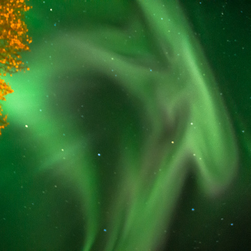 Northern Lights Beauty