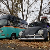 Fall pic's with our VW's