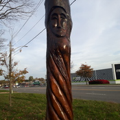 Woodcarving in Orangeville