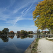 Fall at Centennial Park in Smiths Falls