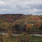 Colors of the Nashwaak