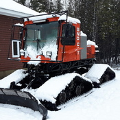 All Terrain vehicle Groomer