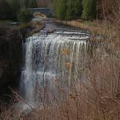 Falls on the Niagara Escarpment