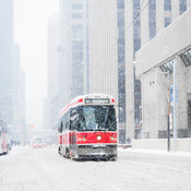 2016 Canadian Winter in Toronto