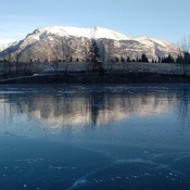 Crystal clear day in Canmore