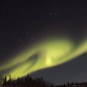 Aurora in Yellowknife