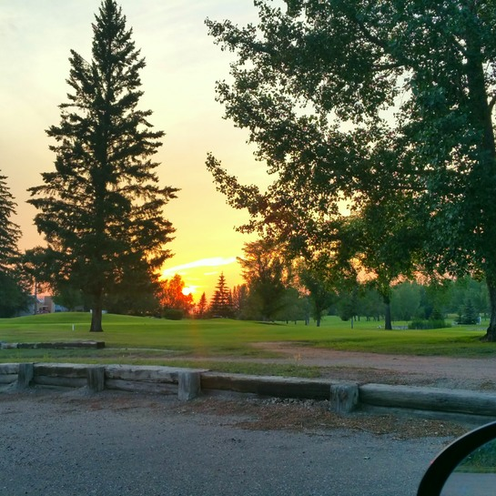 The end to a great round and a great day North Battleford, SK