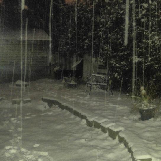 snow! Hamilton, ON