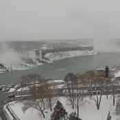 Niagara Falls Canada Tuesday December 12th, 2017