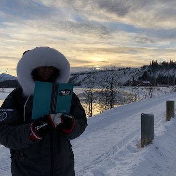 Some light reading on the Yukon River