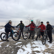 Kelso mountain biking